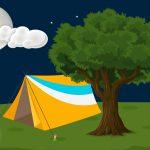 テント 150x150 - キャンプの際におすすめのおもしろい娯楽、ゲーム
