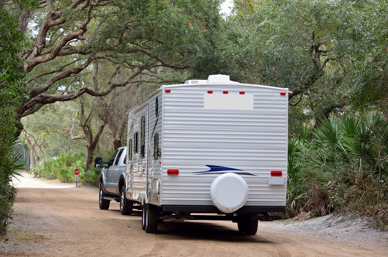 道路 - 一度は行ってみていたい、世界で最も人気なキャンプ場