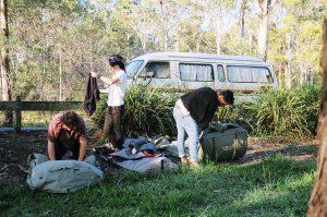 キャンプ荷物 300x199 - キャンプ荷物