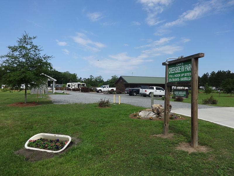 RVパーク - 近年のアメリカのキャンプ事情